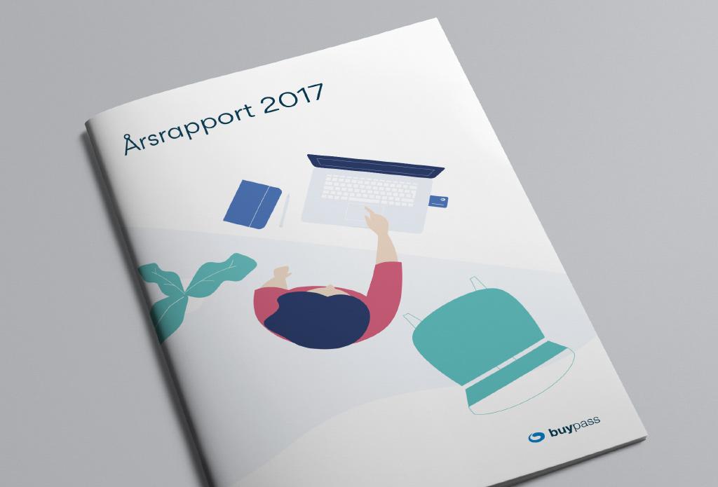 Buypass årsrapport 2017 – Sølvi Anita Eikemo